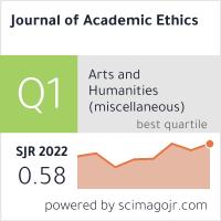 Journal of Academic Ethics
