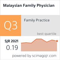 Information For Authors Malaysia Family Physician