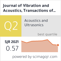 Journal of Vibration and Acoustics, Transactions of the ASME