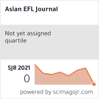 Asian Efl Journal The World S Leading Refereed And Indexed Journals For Second Language Research Asian Efl Journal