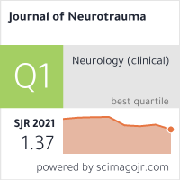 Journal of Neurotrauma