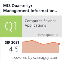 MIS Quarterly: Management Information Systems