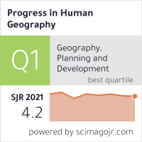 Progress in Human Geography