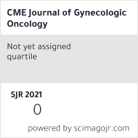 CME Journal of Gynecologic Oncology