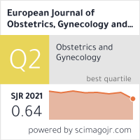 European Journal of Obstetrics & Gynecology and Reproductive