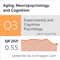Aging, Neuropsychology, and Cognition