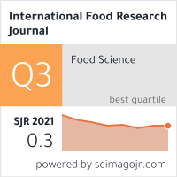 International Food Research Journal