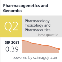 Pharmacogenetics and Genomics