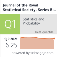 Journal of the Royal Statistical Society. Series B: Statistical Methodology