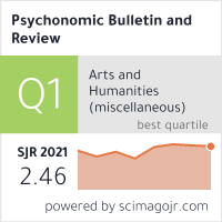 Psychonomic Bulletin and Review