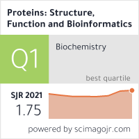 Proteins: Structure, Function and Genetics