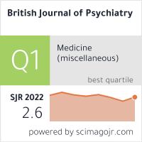 British Journal of Psychiatry