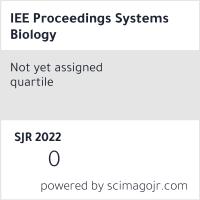 IEE Proceedings Systems Biology