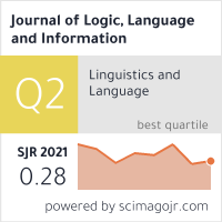 Journal Of Logic Language And Information
