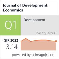 Journal of Development of Economics
