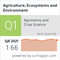 Agriculture, Ecosystems and Environment