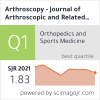 Arthroscopy - Journal of Arthroscopic and Related Surgery