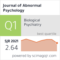 Journal of Abnormal Psychology