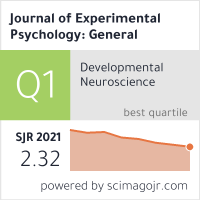 Journal of Experimental Psychology: General