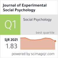 Journal of Experimental Social Psychology