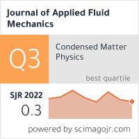 Journal of Applied Fluid Mechanics