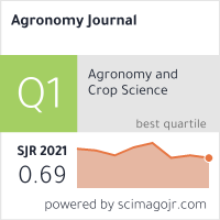 Agronomy Journal