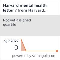 The Harvard Mental Health Letter From Harvard Medical School