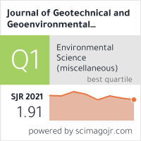 Journal of Geotechnical and Geoenvironmental Engineering - ASCE