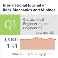 International Journal of Rock Mechanics and Minings Sciences