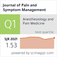 Journal of Pain and Symptom Management