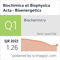 Biochimica et Biophysica Acta - Bioenergetics