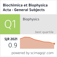 Biochimica et Biophysica Acta - General Subjects