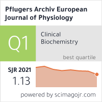 Pflugers Archiv European Journal of Physiology