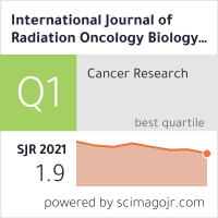 International Journal of Radiation Oncology Biology Physics