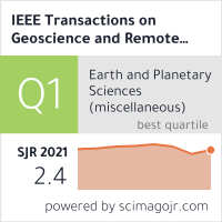 IEEE Transactions on Geosciences and Remote Sensing