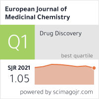 European Journal of Medicinal Chemistry