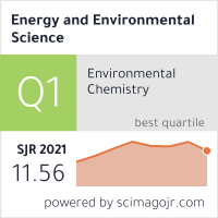 Energy and Environmental Sciences