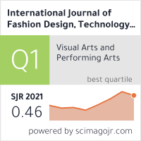 International Journal Of Fashion Design Technology And Education