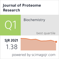 Journal of Proteome Research