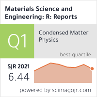 Materials Science and Engineering: R: Reports