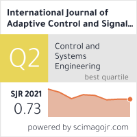 International Journal of Adaptive Control and Signal Processing