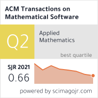 ACM Transactions on Mathematical Software