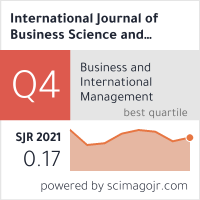 International Journal Of Business Science And Applied Management