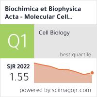 Biochimica et Biophysica Acta - Molecular Cell Research