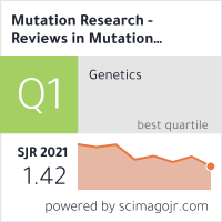 Mutation Research - Reviews in Mutation Research