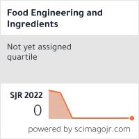 Food Engineering And Ingredients