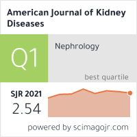 American Journal of Kidney Diseases