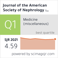 Journal of the American Society of Nephrology : JASN