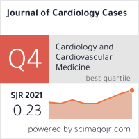 Journal of Cardiology Cases