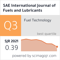 SAE International Journal of fuels and Lubricants